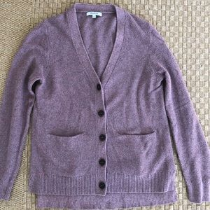 Madewell Cardigan Size Small